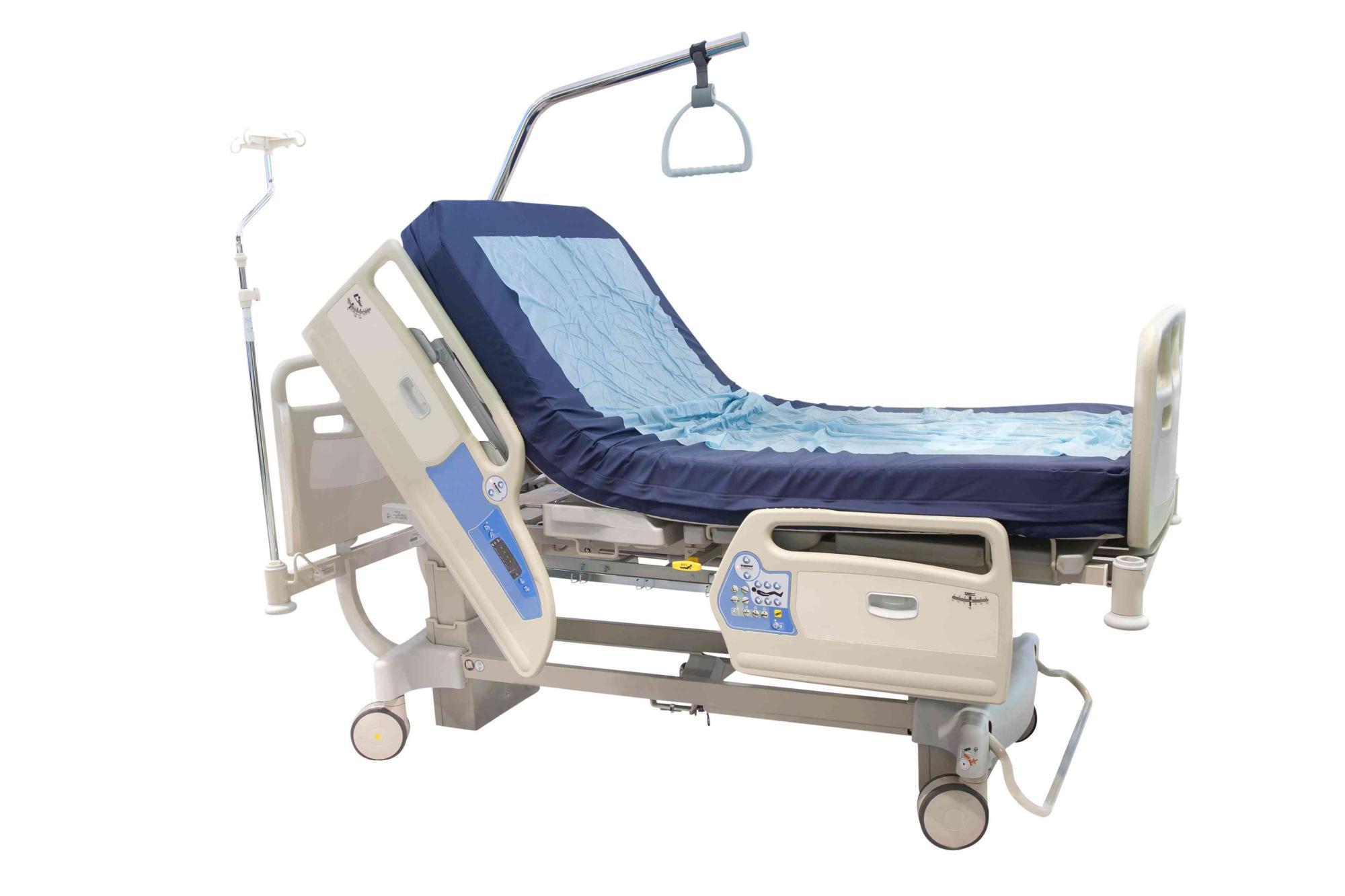 bed pakistan strongman rent big prod intensive for hospital care beds